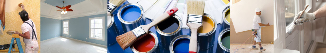 Interior-Exterior Painting, Trim, Drywall Installation & Repair Miami FL