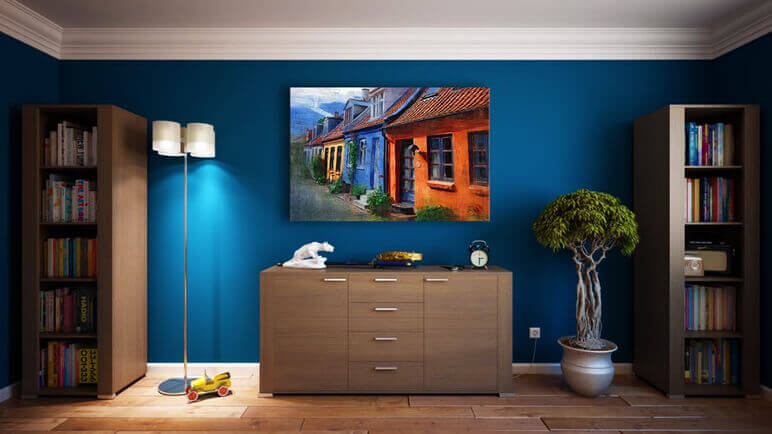 Best Colors for Living Room Paint