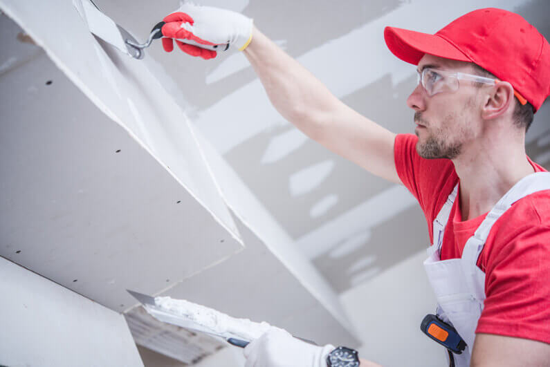 How to Find the Right Drywall Installer