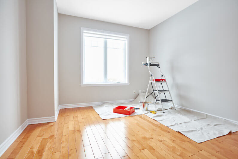 How Long Does It Take to Paint a Room in Your House?